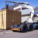 Transport loading