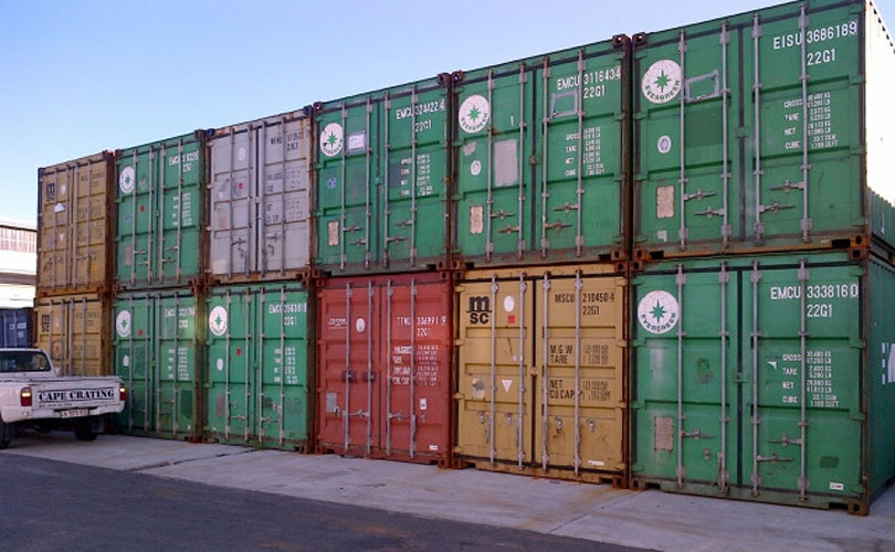 Container Staging
